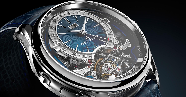 Jaeger LeCoultre Uhren