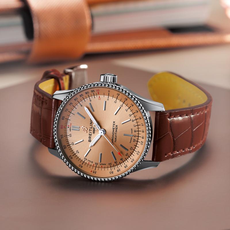 Breitling Navitimer 35 Uhren
